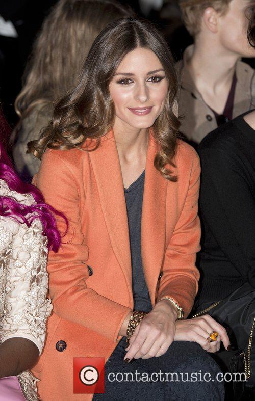Olivia Palermo and London Fashion Week 2