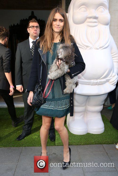 Sunday Girl aka Jade Williams London Fashion Week...
