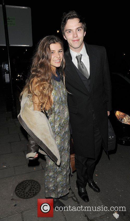 Nicolas Hoult and London Fashion Week 1