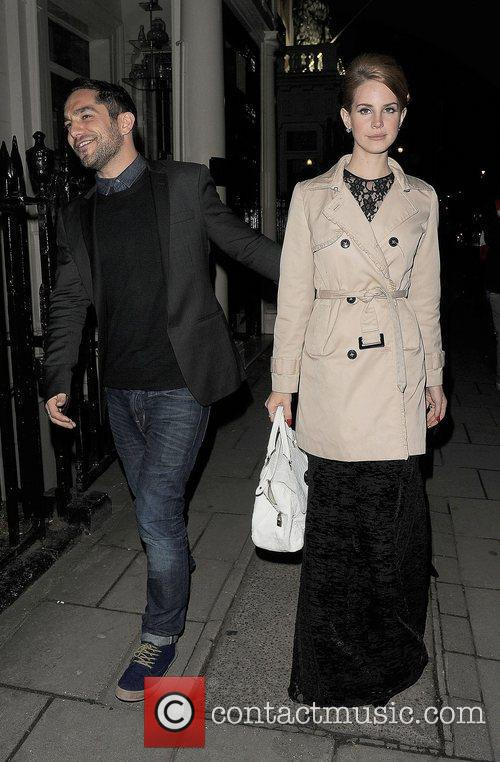 Lana Del Rey and London Fashion Week 2