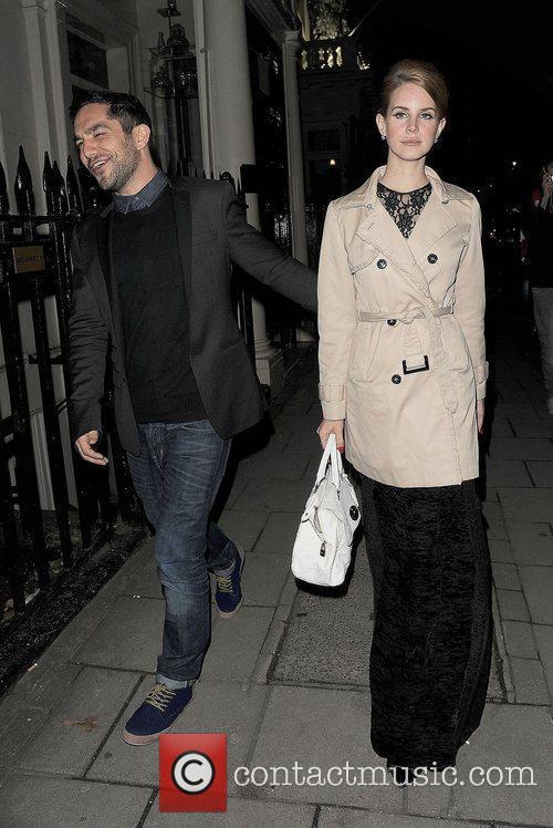 Lana Del Rey and London Fashion Week 11