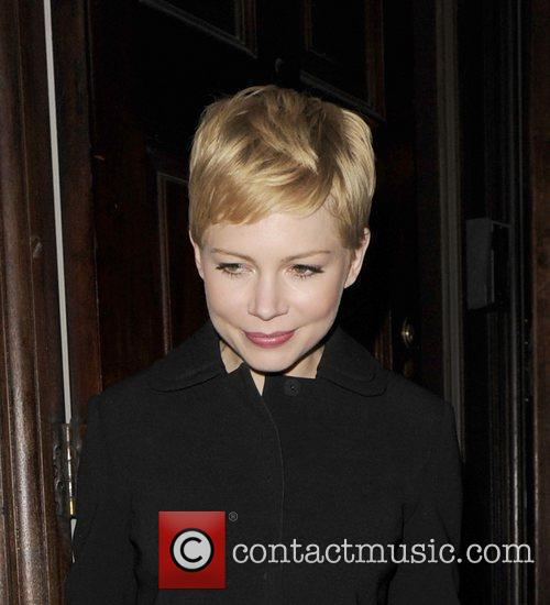 Michelle Williams and London Fashion Week 11