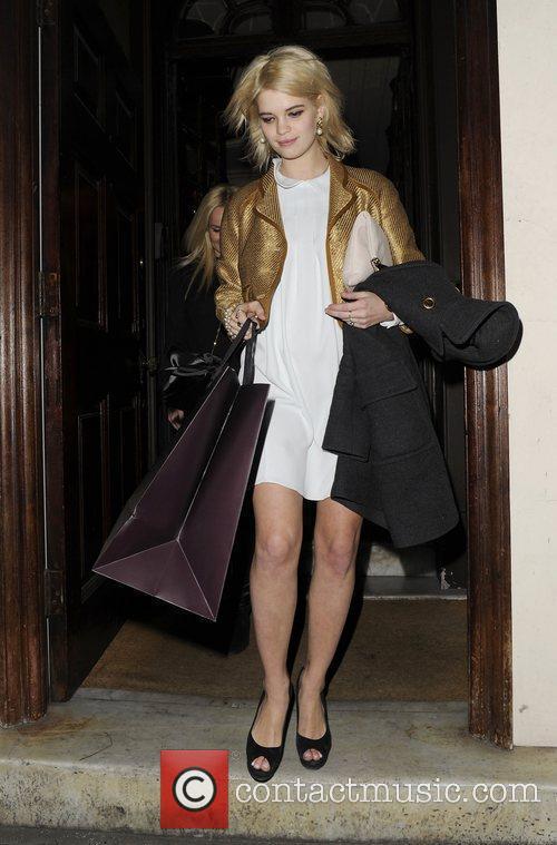 Pixie Geldof and London Fashion Week 4