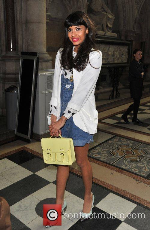Jameela Jamil and London Fashion Week 3