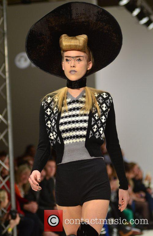 London Fashion Week - Autumn/Winter 2012 - Pam...