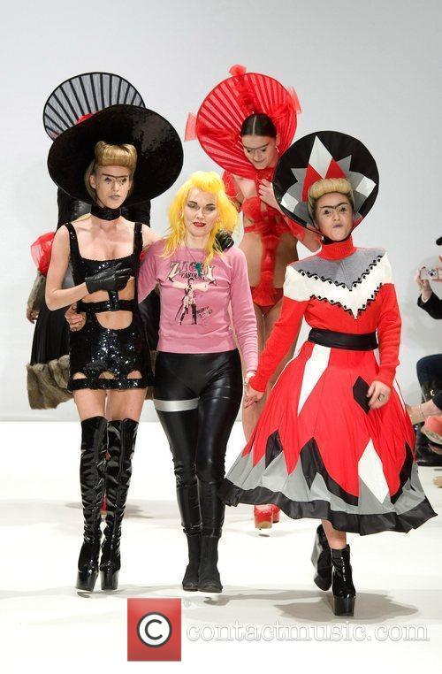 Jaime Winstone, Pam Hogg and London Fashion Week 2