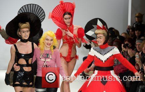 Jaime Winstone, Pam Hogg and London Fashion Week 3