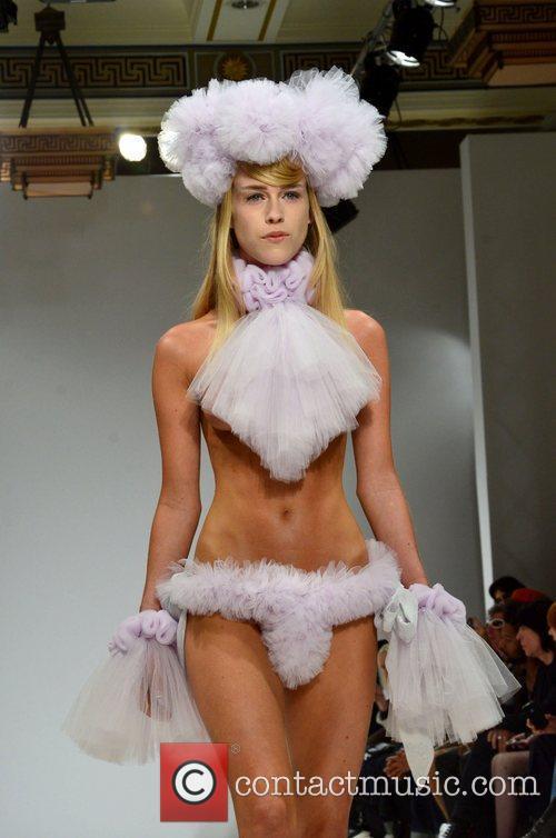 London Fashion Week Spring/Summer 2013 - Pam Hogg...