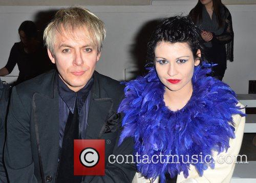 Nick Rhodes and London Fashion Week 1