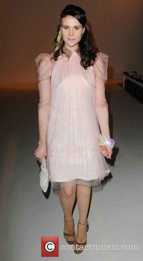Kate Nash and London Fashion Week 2