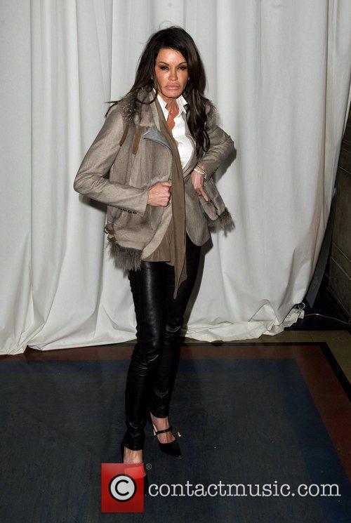 Janice Dickinson and London Fashion Week 5