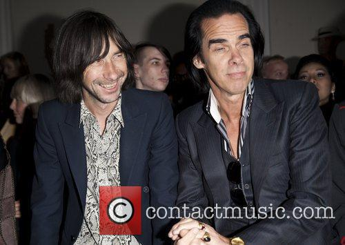 Bobby Gillespie and Nick Cave 2