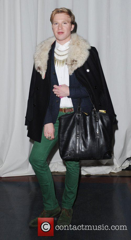 Guest, Janice Dickinson and London Fashion Week 1