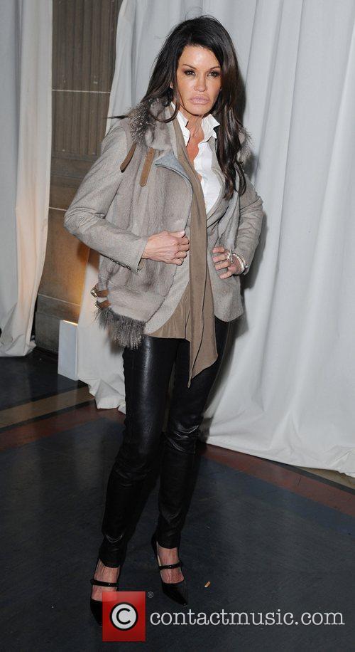 Janice Dickinson and London Fashion Week 6