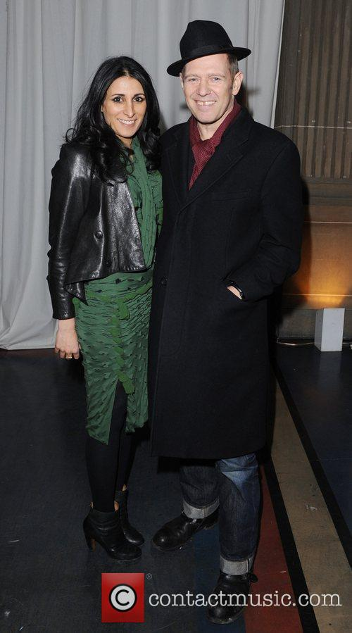 Paul Simenon London Fashion Week - Autumn/Winter 2012...