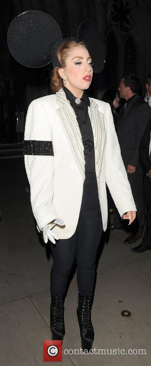 Lady Gaga mickey Jackson