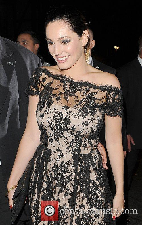 Kelly Brook London Fashion Week Spring/Summer 2013 -...