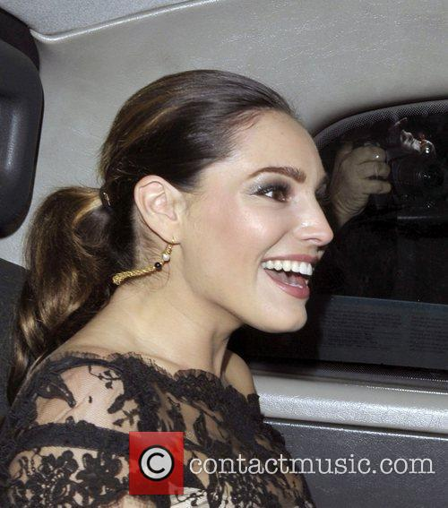 Kelly Brook and London Fashion Week 11