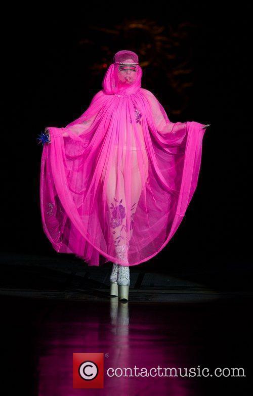 Lady Gaga and London Fashion Week 5