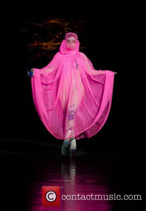 Lady Gaga and London Fashion Week 6