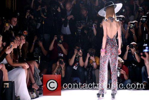 Model London Fashion Week Spring/Summer 2013 -PPQ -...