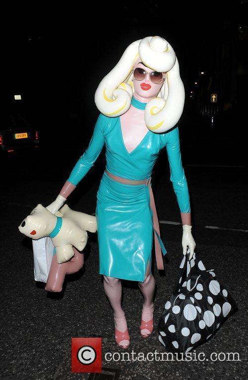 Pandemonium London Fashion Week Spring/Summer 2013 - PPQ...