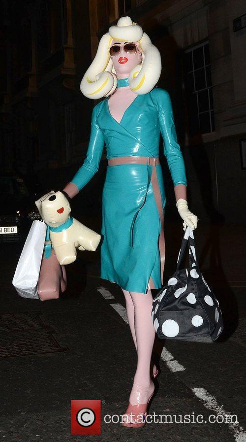 Pandemonia London Fashion Week Spring/Summer 2013 - PPQ...