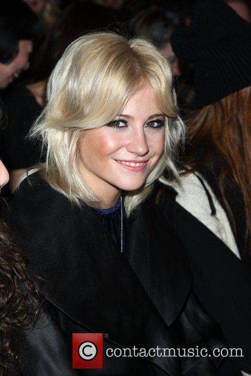 Pixie Lott and London Fashion Week 8