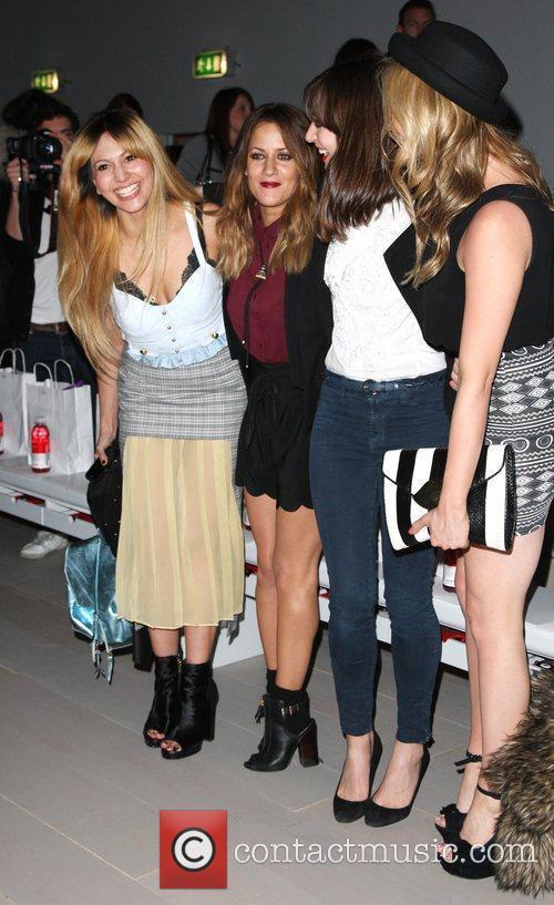 Caroline Flack, Laura Whitmore and London Fashion Week 5