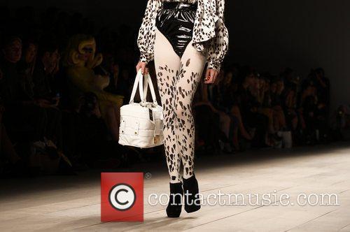 Model and London Fashion Week 11
