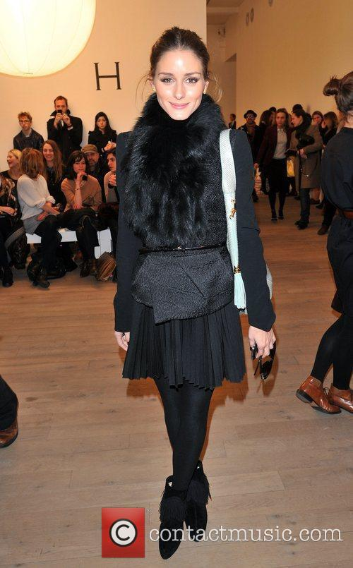 London Fashion Week - Autumn/Winter 2012 - Pringle...