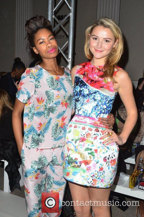 London Fashion Week - Autumn/Winter 2012 - Prose...
