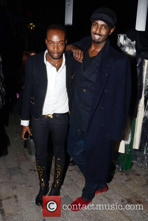 Mason and London Fashion Week 2
