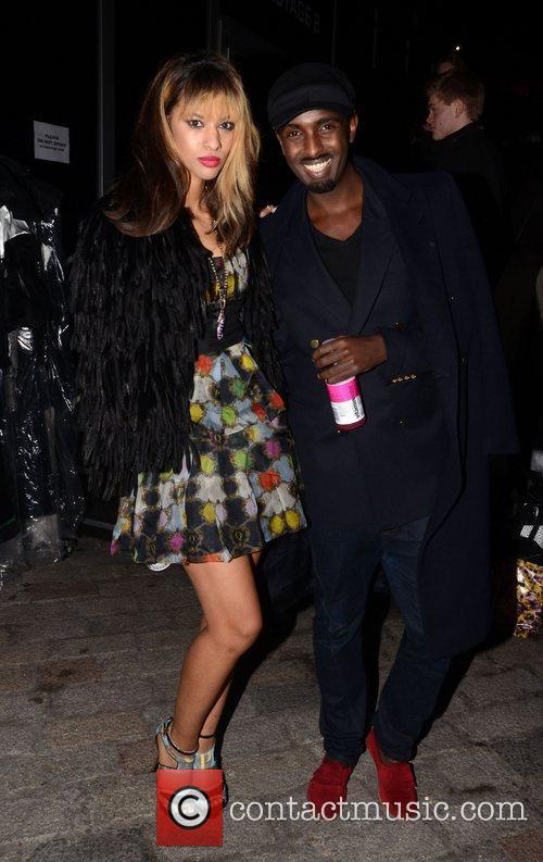Mason and London Fashion Week 3