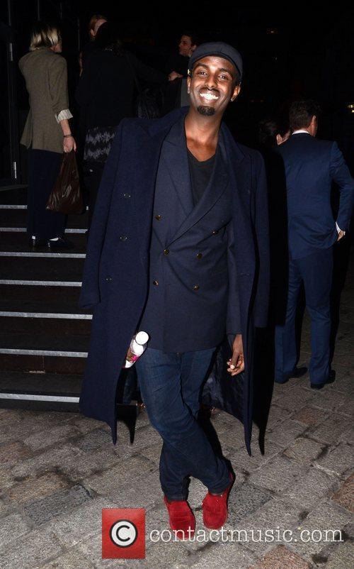 Mason and London Fashion Week 5