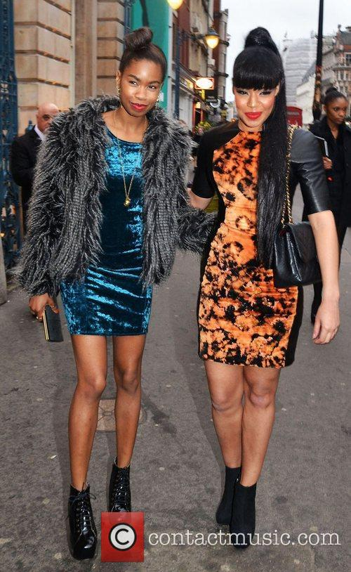 Sarah-jane Crawford and London Fashion Week 2