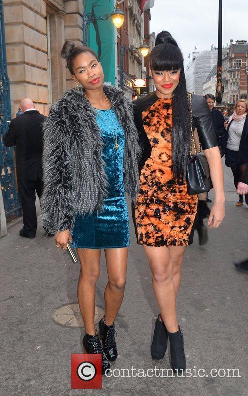 Sarah-jane Crawford and London Fashion Week 3