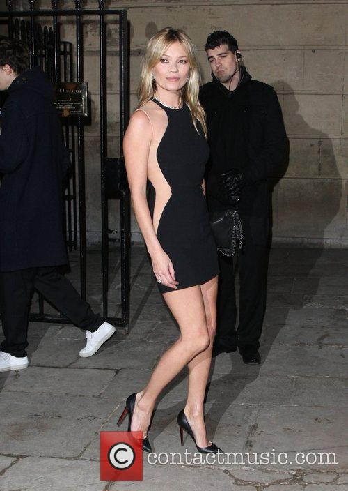 Kate Moss and London Fashion Week 2