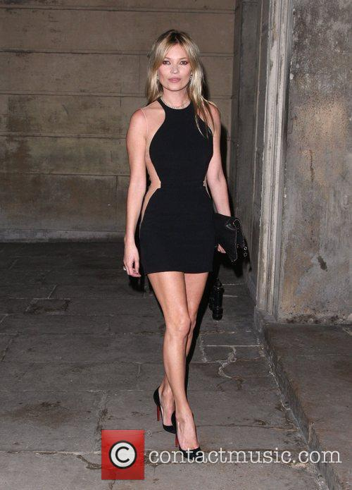 Kate Moss and London Fashion Week 4