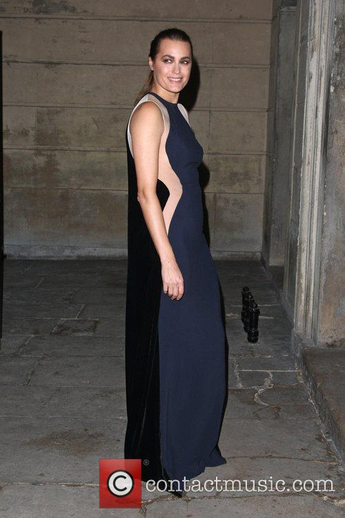 Yasmin Le Bon and London Fashion Week 2
