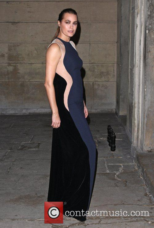 Yasmin Le Bon and London Fashion Week 3