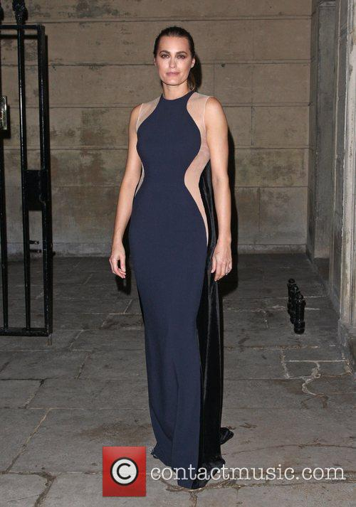 Yasmin Le Bon and London Fashion Week 1