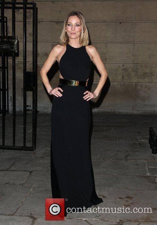 Lucie del Lafaise Stella McCartney Winter 2012 London...
