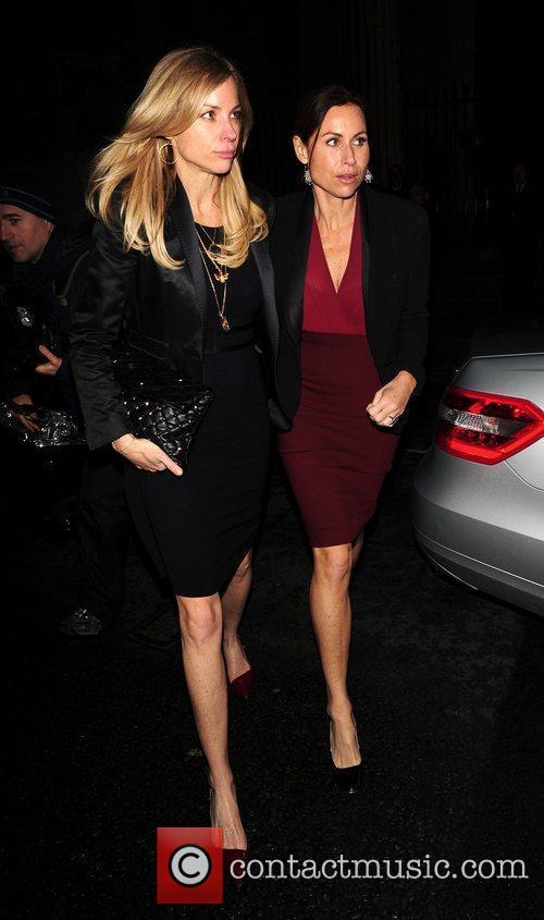 Minnie Driver  London Fashion Week - Autumn/Winter...