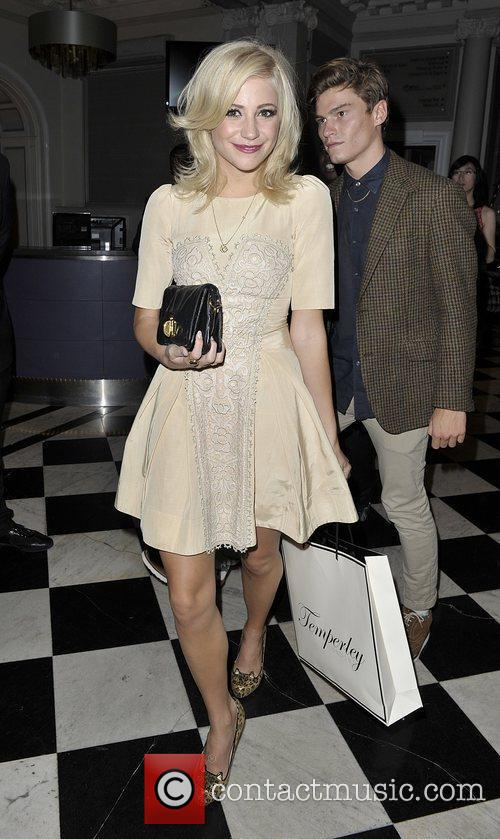 Pixie Lott London Fashion Week Spring/Summer 2013 -...