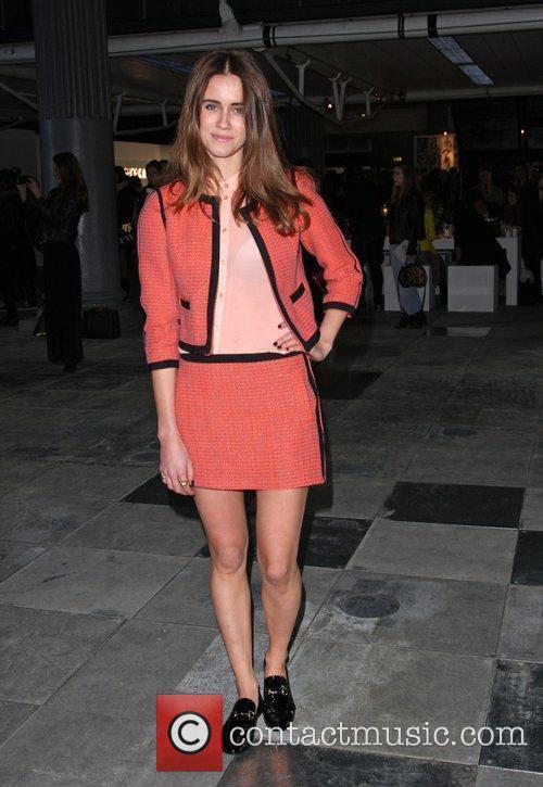 Jade Williams aka Sunday Girl London Fashion Week...