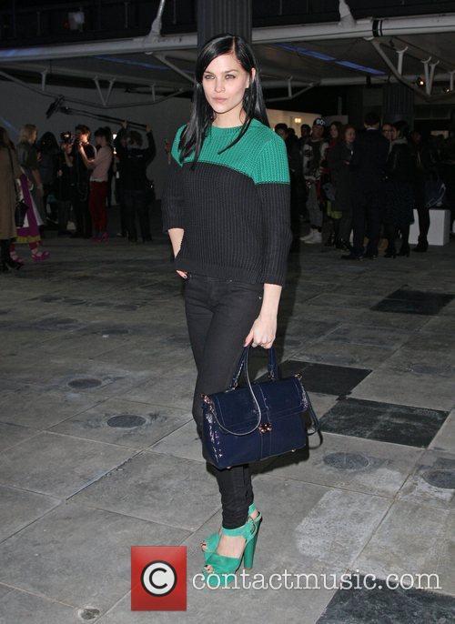 Leigh Lezark and London Fashion Week 1