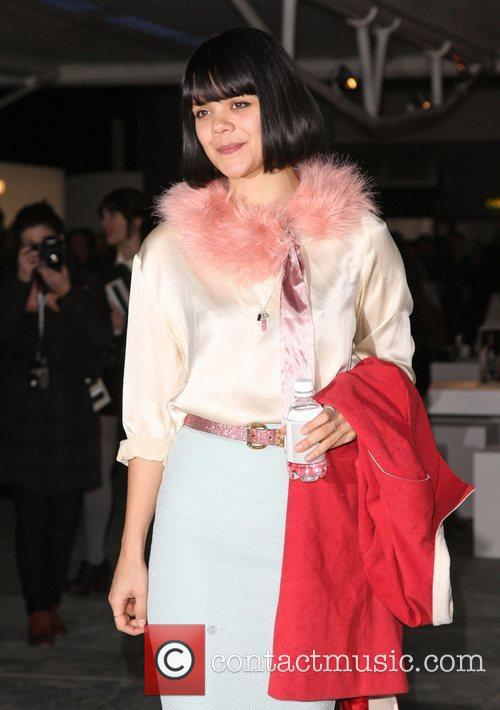 Bat For Lashes and London Fashion Week 2