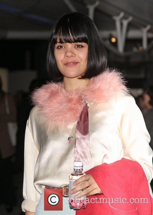 Bat For Lashes and London Fashion Week 4