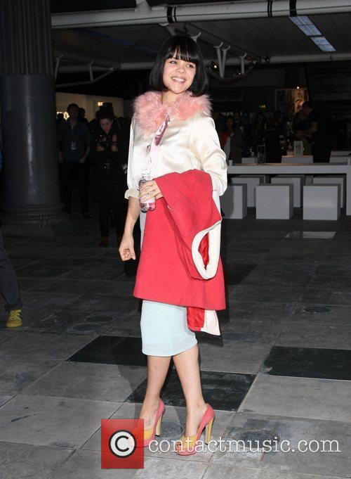 Bat For Lashes and London Fashion Week 5